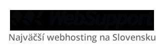 20% zľava na SSL certifikát na Websupport.sk.