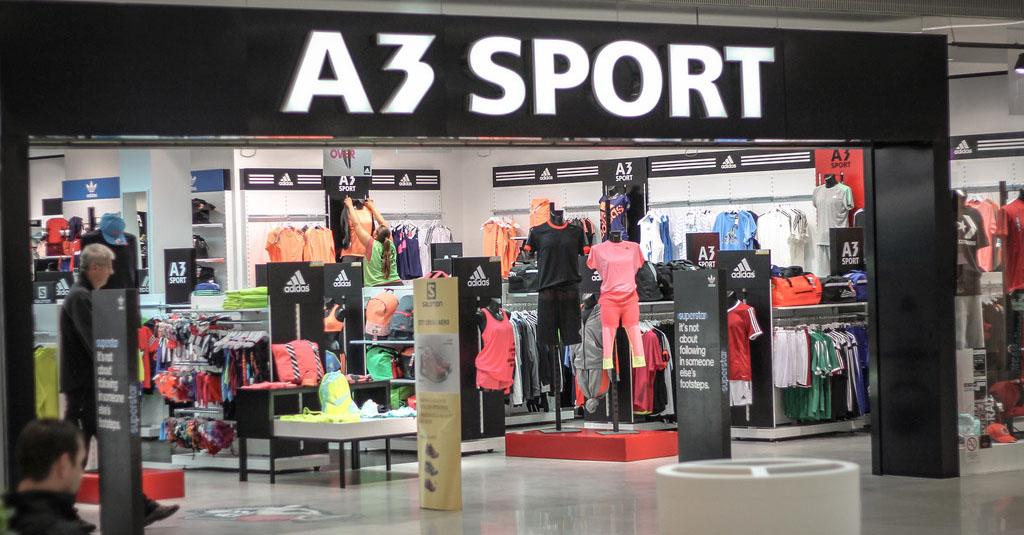 Zľava až -30% na Adidas u A3 Sport – Zľavy a Výhody 0236e458e24